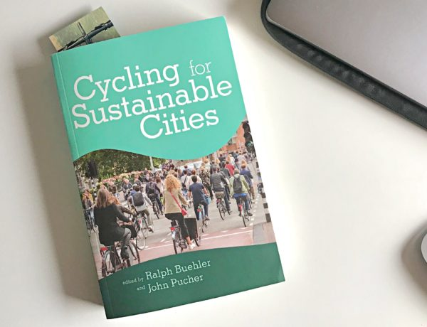 Buch Cycling for Sustainable Cities