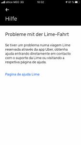 Man erreicht sogar tatsächlich Lime, aber die reagieren nicht wenn es sie nicht betrifft